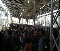 رئيس حزب الوفد يفتتح أكبر ملتقى التوظيف بالجيزة