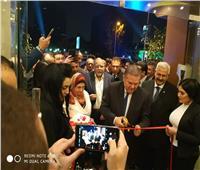 صور| وصول وزير قطاع الأعمال فندق شهر زاد استعدادًا لافتتاحه