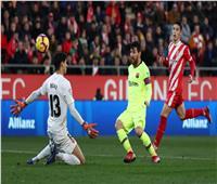 فيديو| ميسي يواصل إبداعه بـ«هدف رائع» ويقود برشلونة لعبور جيرونا