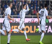 رونالدو يقود يوفنتوس ضد لاتسيو بالدوري الإيطالي