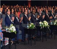 ملف  السيسي يبدأ مرحلة جديدة في محطات العلاقات المصرية الأفريقية