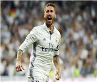 """""""راموس"""" يسجل الرأسية الـ 50 مع ريال مدريد"""