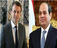 الرئيس السيسي يستقبل نظيره الفرنسي ماكرون بقصر الاتحادية اليوم