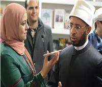 حوار  أسامة الأزهري: الشخصية المصرية تحكمت في التاريخ بانتصاراتها الطويلة