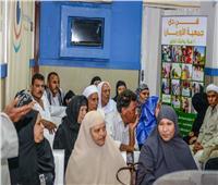 الأورمان تستكمل نشاطها الطبي في محافظة الأقصر