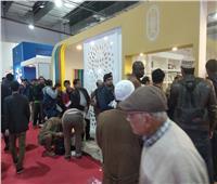 ٨ كتب بأقلام أعضاء مجلس حكماء المسلمين في جناح الأزهر بمعرض الكتاب
