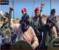 فيديو| الرئيس الفنزويلي يشرف على تدريبات للجيش