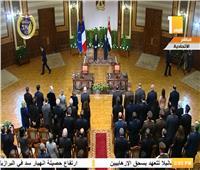 بث مباشر| الرئيسان السيسي وماكرون يشهدان توقيع عدد من اتفاقيات التعاون