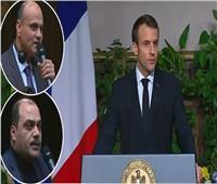 فيديو| بين «السترات الصفراء» و«السياسة الفرنسية».. ميري والباز يحاصران «ماكرون» بأسئلة قوية