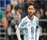 ميسي يشارك في ودية الأرجنتين والمغرب
