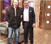 طلعت زكريا: «الزنبي» أول فيلم رعب كوميدي.. وأستعد لتقديم برنامج تليفزيوني