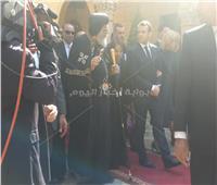 البابا تواضروس: العلاقات المصرية - الفرنسية جاءت على رأس المباحثات مع ماكرون