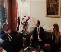 وزير قطاع الأعمال يبحث مع شركة «سانوفي الفرنسية» التعاون في مجال الأدوية