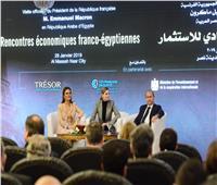 وزير التجارة والصناعة: حجم التبادل التجاري مع فرنسا بلغ 2.2 مليار دولار