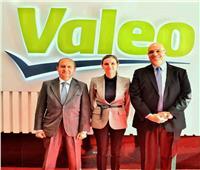وزير التجارة والصناعة ونظيرته الفرنسية يتفقدان مقر شركة «فاليو مصر»