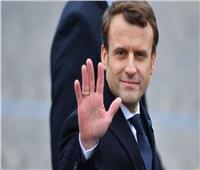 الرئيس الفرنسي يغادر القاهرة