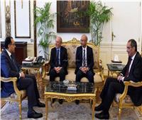 """رئيس الوزراء: نتطلع لزيادة استثمارات شركة """"أورانج"""" في مصر"""