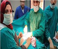 جراحة عاجلة لسيدة برازيلية بمستشفى دهب المركزي