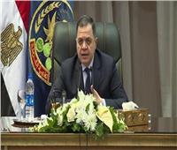 فيديو| وزير الداخلية يستقبل القائد العام للقوات المسلحة