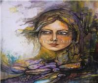 مزيج المشاعر الوجدانية والطفولية في معرض إيمان الدمك بالأوبرا