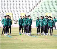 21 لاعباً في معسكر المصري بالسويس استعداداً لمباراة بتروچيت
