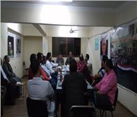 «وفد أسيوط» يعلن إعادة تشكيل لجنة الحزب بصدفا