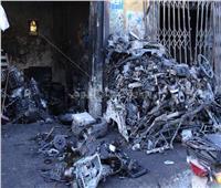 فيديو وصور| «الخردة كنز لا يفنى».. النفايات تتحول ذهبًا في «جمهورية السبتية»