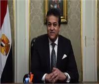 «عبد الغفار» يتلقى تقريرا حول «سباق الطريق»  بجامعة أسوان