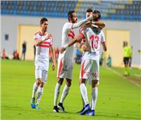 الزمالك بالقوة الضاربة أمام مصر المقاصة