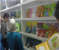 صور| كتب الأطفال الأكثر مبيعا بجناح هيئة الكتاب