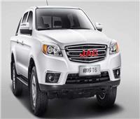 «JAC» الصينية تطرح سيارات بيك آب جديدة في روسيا
