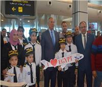 مدير مطار الغردقة الدولي: استقبلنا 6 ملايين و700 ألف راكب العام الماضي