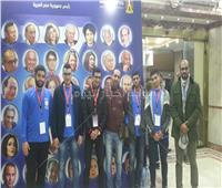 تأهل جامعة المنوفية لدور الـ 16 في الدوري «الثقافي المعلوماتي»