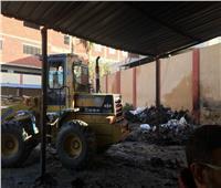 إصابة 35 عاملاً في حريق بمصنع ملابس بالمنطقة الصناعية بكفر الدوار