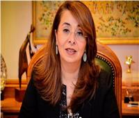 وزيرة التضامن الاجتماعي تتابع واقعة تعذيب «طفلي البحيرة»