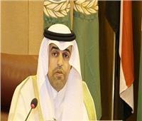 «البرلمان العربي»: زيارة قائد الحرس الثوري الإيراني لجزيرة أبو موسى «عدوانية»