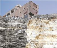 كارثة تحولت إلى نعمة.. كواليس الليلة الأولى لأهالي «صخرة المقطم» في الأسمرات