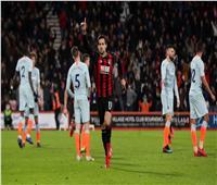 فيديو| تشيلسي يسقط أمام بورنموث برباعية نظيفة في الدوري الإنجليزي