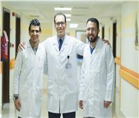 4 أطباء بمستشفى شفاء الأورمان يحصلون على شهادة البورد الأمريكي