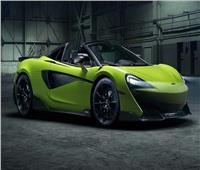 صور وفيديو| McLaren تختبر سيارة رياضية فائقة