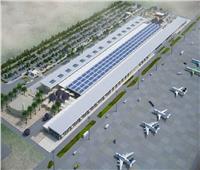 تعرف على أعمال التطوير المستقبلية بمطار برج العرب