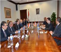 لبنان يجدد مطالبه باستيراد الغاز المصري