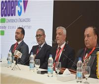 رئيس جامعة المنوفية يفتتح المؤتمر السنوي السابع لجمعية النيل للأمراض الصدرية