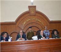 حجز قضية المتهمين بقتل رئيس دير أبو مقار لجلسة 23 فبراير للنطق بالحكم