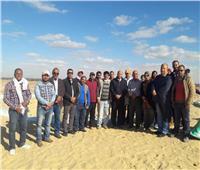 خاص| ننشر تفاصيل جولة جامعة المنيا قبل الكشف الٱثري بتونا الجبل