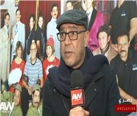 أشرف عبد الباقي: سبب واحد أوقف مسرحية «جريمة فالمعادي»