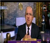 فيديو| «السويدي»: نهضة مصر تقوم على الاستثمار في الصناعة