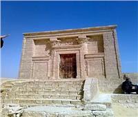 ننشر تفاصيل الكشف الأثري بتونا الجبل في المنيا قبل الإعلان عنه