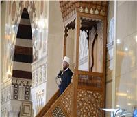 الأزهري يرد على الحملات الممنهجة تجاه مسجد «الفتاح العليم»