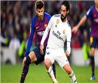 برشلونة يواجه الريال في نصف نهائي الكأس